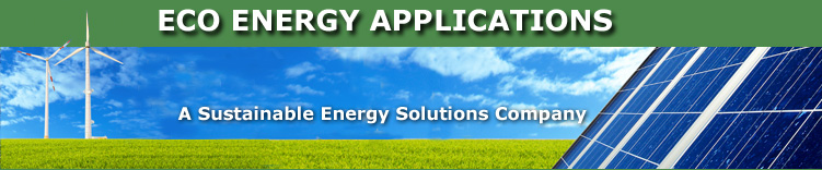 Eco Energy Applications, Inc. - A Sustainable Energy Solutions Company